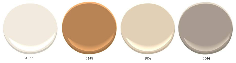 Color Palette for Home Theater and Basement