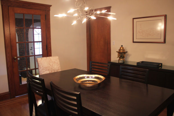 Neutral Beige for Dining Room