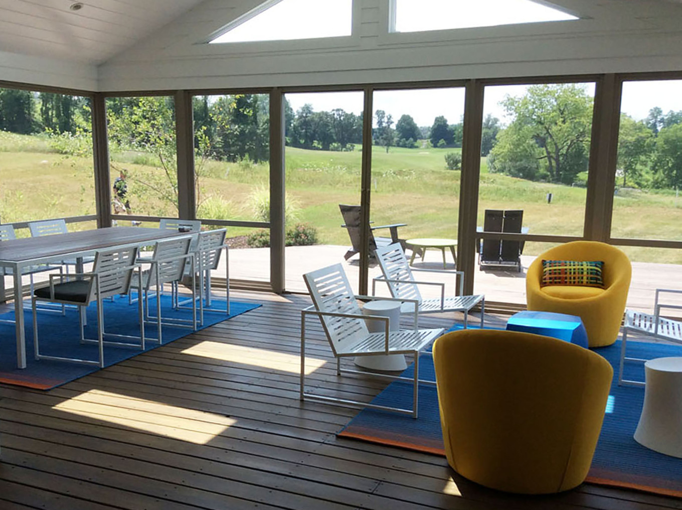 Screened Porch Paint Colors