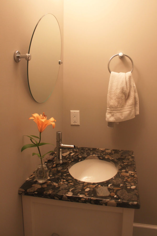 Taupe/Gray Color for bathroom