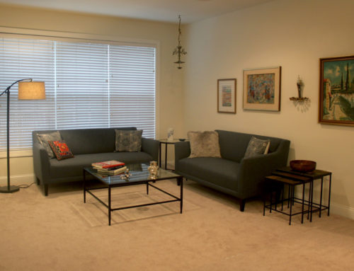 Decorating an Apartment Living Room